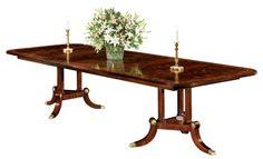 Henkel Harris 76 x 46 Rectangular Dining Table | 2276