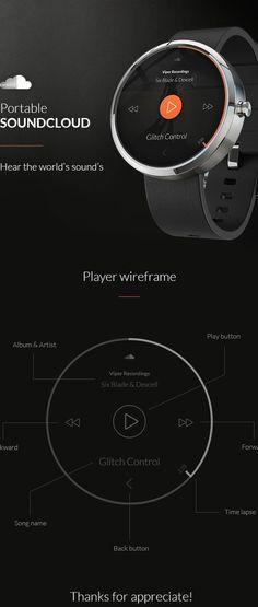 Android Wear Inspiration   Abduzeedo Design Inspiration