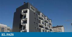 Primer bloque de viviendas español Passivhaus El estudio navarro VArquitectos concluye en Pamplona el primer bloque de viviendas de casi nulo consumo energético levantado en España