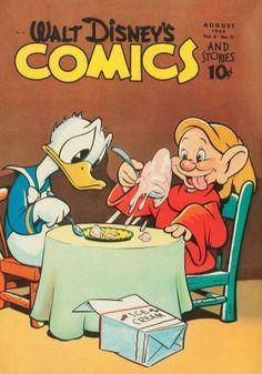 Walt Disney's Comic Books