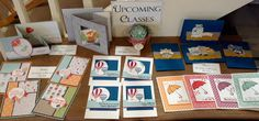 Marelle Taylor Stampin' Up! Demonstrator Sydney Australia: Upcoming Classes!