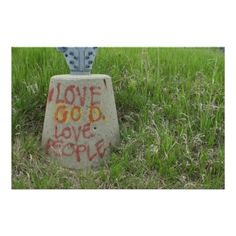Shop Graffiti inspirational god people poster created by Personalize it with photos & text or purchase as is! Design Your Own Poster, Personalized Wall Art, Love People, Custom Posters, Graffiti Art, Custom Framing, Pop Art, Print Design, Street Art
