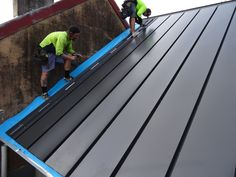 Australia's first solar-steel roof goes on show in Sydney | Architecture And Design
