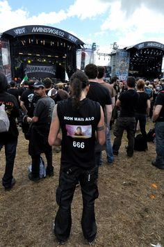 Hellfest 2013 by Fink (Metalorgie) Friday, Posters, Love