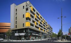 Gallery - Block 32 / Tectoniques Architects - 4