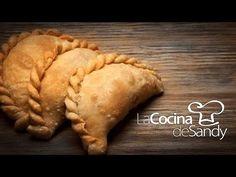 Empanadas Argentinas de pollo - Receta de cocina con pollo y masa para empanadas caseras - YouTube