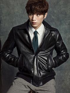 Para TI / W 2014 Feat campaña publicitaria Hombres F. Seo Kang Joon   Couch Kimchi