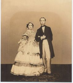 Emperor Maximilian of Mexico & Empress Carlota (Charlotte of ...