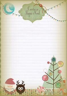 Cartas a Papá Noel, 5 plantillas para imprimir gratis Os traemos 5 cartas a Papá Noel para imprimir gratis. Descubrid las plantillas para imprimir gratis de Cartas para Papá Noel que hemos seleccionado para vosotros.