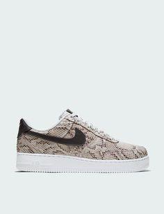 Nike Air Force 1 '07 Premium - White/Black/Pure Platinum