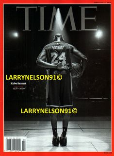 TIME MAGAZINE FEBRUARY 10 2020 KOBE BRYANT 1978-2020 2 8 24 GIANNA LA LAKERS MVP February 10, Time Magazine, Kobe Bryant, Magazines, Darth Vader, Movie Posters, Fictional Characters, Journals, Film Poster