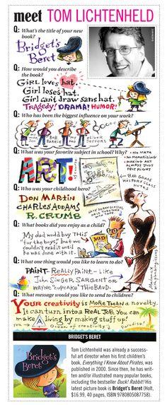 Meet the Illustrator | BookPage