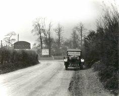 Danson Road, Bexleyheath, Kent England in 1929