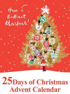 クリスマスまであと何日?アドベント期間を愉しく過ごすための、さまざまなアイデアが登場します。毎日訪れてキーワードを集めると、プレゼントにご応募いただけるお愉しみも。さあ、クリスマスまでのカウントダウンのはじまりです!