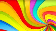 Abstract Rainbow HD desktop wallpaper Widescreen High