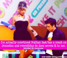 Jennette McCurdy and Nathan Kress.