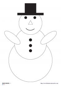 Un bonhomme de neige à fabriquer en maternelle. Art Plastique, Diy And Crafts, Symbols, Letters, Cycle 1, Cookies, Winter Time, Crack Crackers, Biscuits
