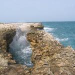 Not a beach, but Devil's bridge is one of my favorite spots in Antigua