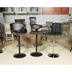 D120130 In By Ashley Furniture In Brick, NJ   Tall UPH Swivel Barstool(2