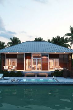 Introducing Itz'ana Belize Resort & Residences. From the team that brought you Ka'ana comes a new kind of luxury in the heart of Placencia. || #luxuryhome #luxuryresort #design