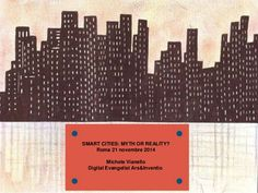 SMART CITIES: MYTH OR REALITY?
