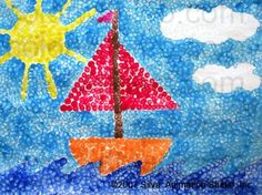 pointillism for kids - Google Search: