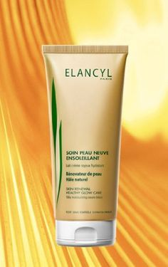 Elancyl Skin Renewal Healthy Glow Silky Moisturizing Cream Lotion, Progressive and Natural Tan 200 Ml by Elancyl. $35.00. Smooth and tan. Progressive and natural tan. Non greasy texture. Moisturizing silky milk-cream. Beauty expertise: Moisturizing silky milk-cream Non greasy texture And you are sun-kissed and beautiful once more! For a more refined skin texture, silky skin and a sun-kissed complexion all year round, let yourself be tempted by SKIN RENEWAL HEALT...
