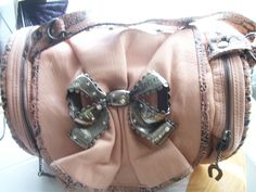 betsy johnson bow bag $40.00