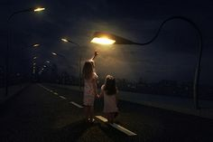 Just a nightly encounter | da John Wilhelm is a photoholic