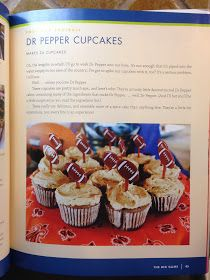 Sweet Tea and Tacos: Wannabe Pioneer Woman: Dr Pepper Cupcakes