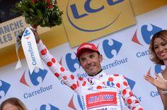 Joaquim Rodriguez. Stage 10, Mulhouse -La Planche des Belles Filles .