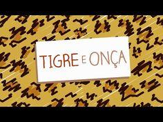 Dica de Moda Infantil - Tigre e Onça no Verão 2015 Brandili