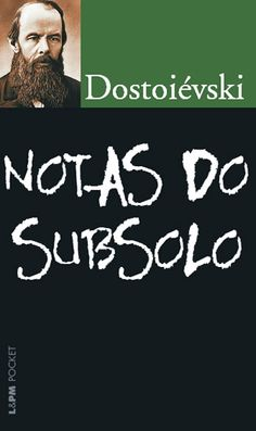Download livro Notas do Subsolo - Fiódor Dostoiévski em epub mobi e pdf