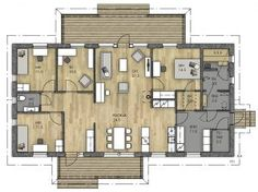 House 2, Future House, House Plans, New Homes, Floor Plans, Flooring, How To Plan, Architecture, Building
