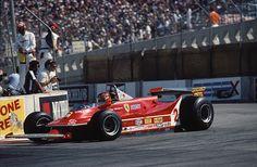 1980 GP USA (Gilles Villeneuve) Ferrari 312T5