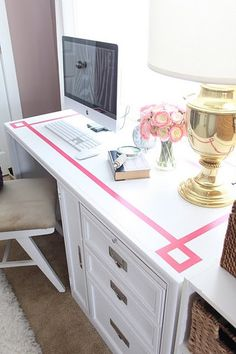 Could totally do this on my desk!