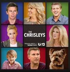 'Chrisley Knows Best': USA network shares Todd and Julie Chrisley with the world. OMG, this family is so fun to watch. Tuesday nights will never be the same!