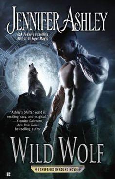 Wild Wolf by Jennifer Ashley Book 6