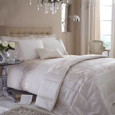 Gold Sofia Bedlinen Collection    #dunelm #pinittowinit
