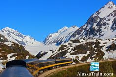 Alaska Railroad Photos and Train Pictures | AlaskaTrain.com Alaska Railroad Coastal near Grandview