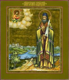 St. Theophilus (Feofil) the Fool-for-Christ of the Kiev Caves