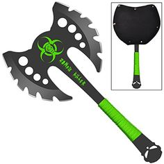 Zombie Killer Recon Double Headed Throwing Axe -- You can get more details by clicking on the image.