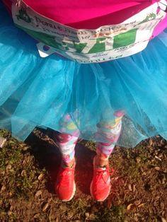 3.10.15 // Musings of a Girly Tomboy: Race Recap: Donut Dash