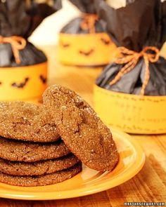 Halloween Cookie Packaging How-To