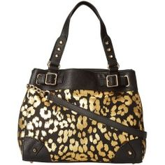 Review Juicy Couture - Beverly Leopard Daydreamer (Black and Gold Leopard) - Bags and Luggage online - Zappos is proud to offer the Juicy Couture - Beverly Leopard Daydreamer (Black