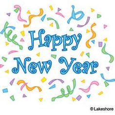Happy New Year Animated Clip Art - Bing Images | Happy New Year ...