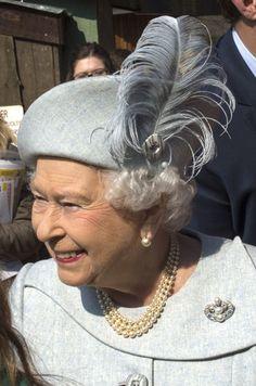 Reine d'Angleterre Elizabeth II : un royal face-à-face