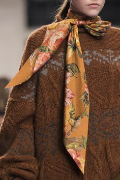 Mulberry Fall 2017 Fashion Show Details, London Fashion Week, LFW, Runway, TheImpression.com - Fashion news, runway, street style, models