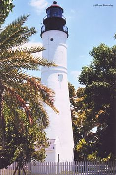 Key West Lighthouse - Florida - 1847