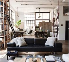 Manhattan Loft is Love